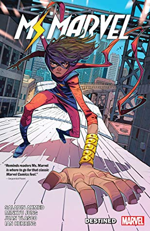 Magnificent Ms. Marvel, Vol. 1: Destined