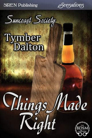 Things Made Right
