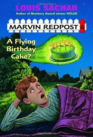 Flying Birthday Cake?