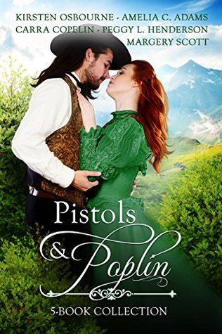 Pistols and Poplin: 5 Book Collection
