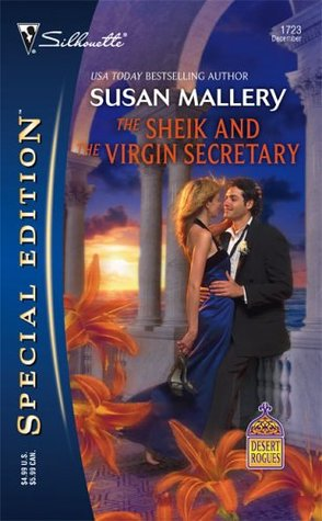 The Sheik and the Virgin Secretary