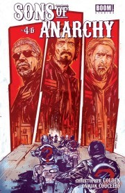 Sons of Anarchy #4