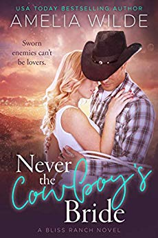 Never the Cowboy's Bride