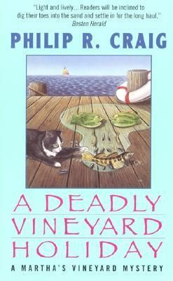 A Deadly Vineyard Holiday