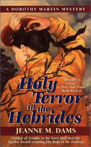 Holy Terror In The Hebrides