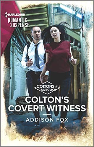 Colton's Covert Witness
