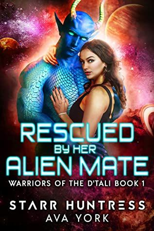 Rescued by her Alien Mate