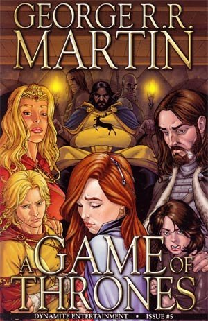 A Game of Thrones #5